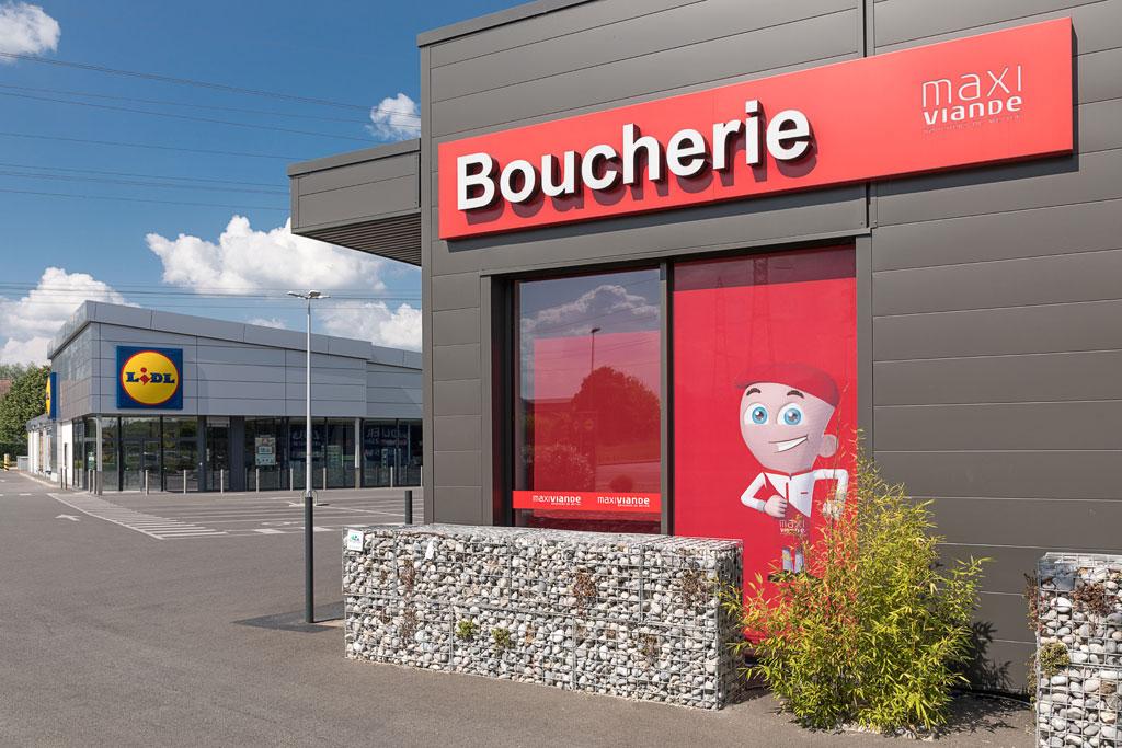Implantation à Bourges