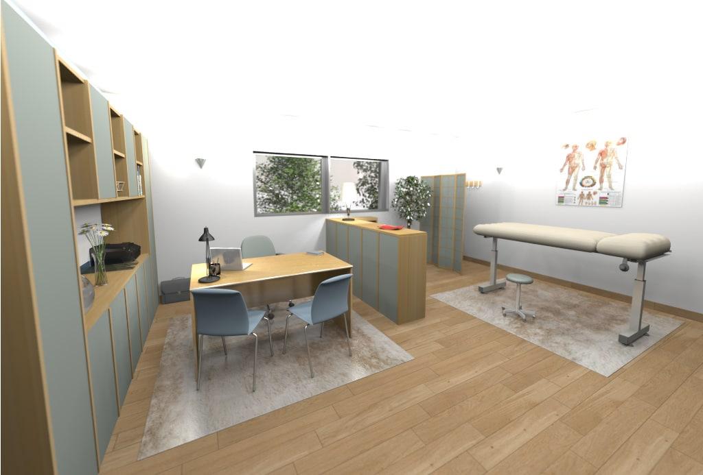 Limoges Moulin martinet maison médicale 360 cabinet